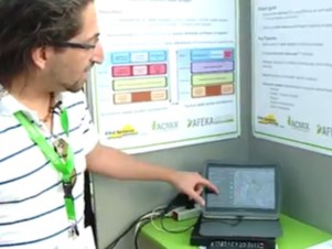 Demonstration of a Command & Control System on an Android Platform